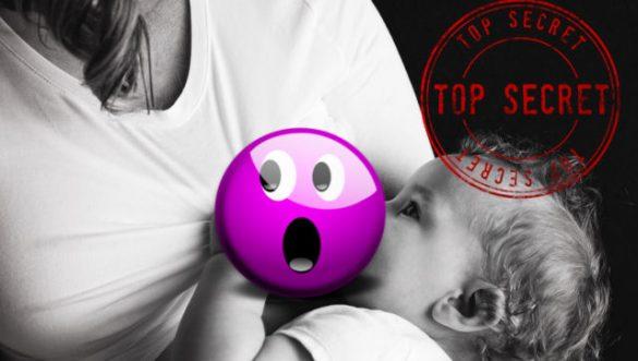secrets de mères allaitantes