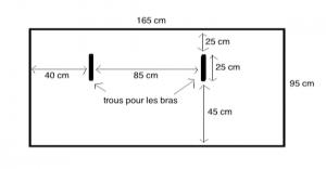 cape-en-polaire-dimensions