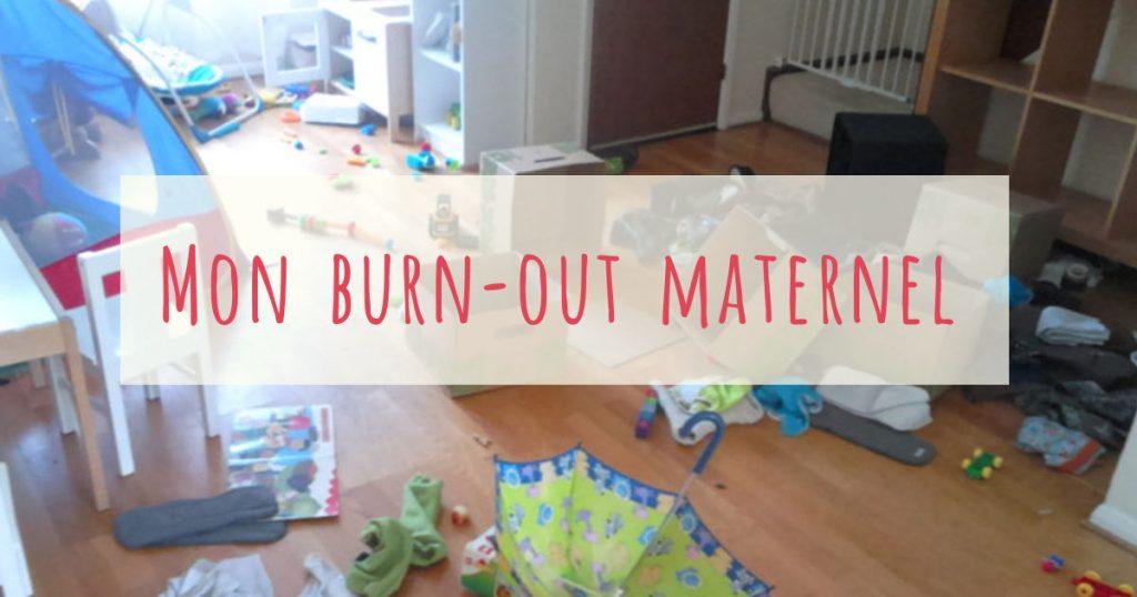 burn-out parental, épuisement maternel