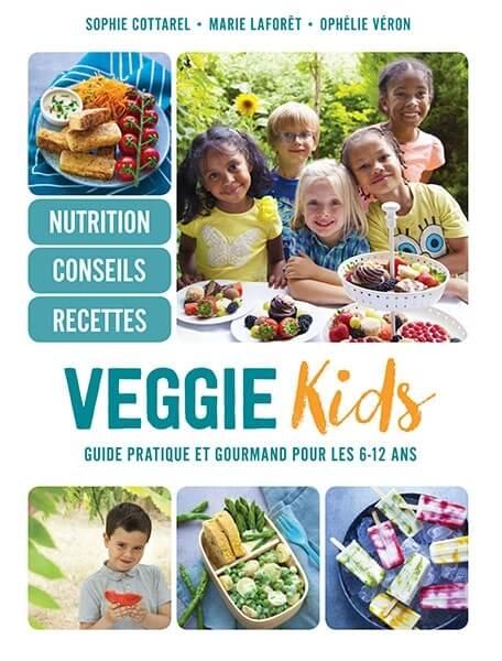 veggie kids faire manger des légumes aux enfants alimentation végane