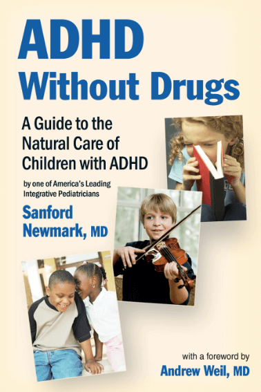adhd without drugs couverture