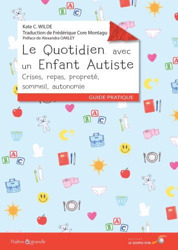 le quotidien avec un enfant autiste couverture